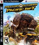 Motorstorm Pacific Rift - 01 a 04 jogadores