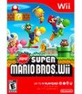 New Super Mario Bros Wii - 01 a 02 jogadores