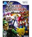 Super Smash Bross Brawl - 01 a 02 jogadores