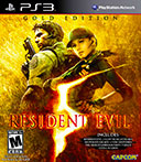Resident Evil 5 Gold Edition - Playstation 3