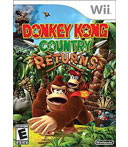 Donkey Kong Returns - 01 a 02 jogadores