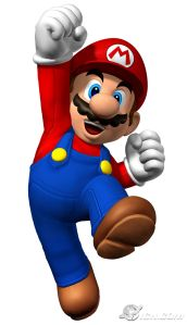 Festa tema Super Mario