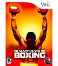 Championship Boxing - 01 a 02 jogadores