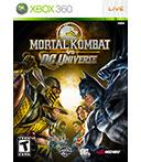 Mortal Kombat vs DC Universe - 01 a 02 jogadores