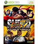 Super Street Fighter IV - 01 a 02 jogadores