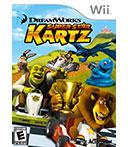 Dreamworks Super Kartz - 01 a 04 jogadores
