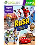 Kinect Rush - 01 a 04 jogadores