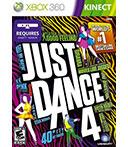 Just Dance 4 - 01 a 04 jogadores