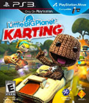 Little Big Planet Karting - 01 a 04 jogadores