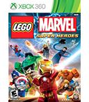 Lego Marvel Super Heroes - 01 a 02 jogadores