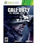 Call of Duty Ghosts - 01 a 02 jogadores
