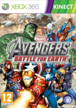 Avengers - Battle for Earth - 01 a 04 jogadores