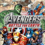 Avengers - Battle for Earth - 01 a 04 jogadores
