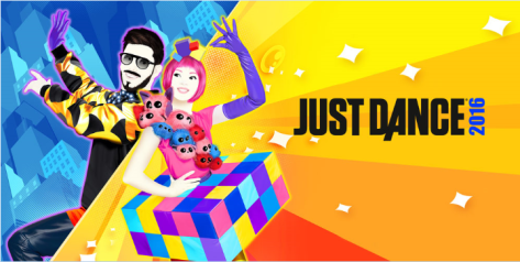 Banner Just Dance pequeno