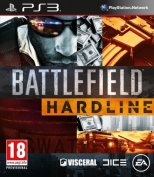 battlefield hardline ps3 cover