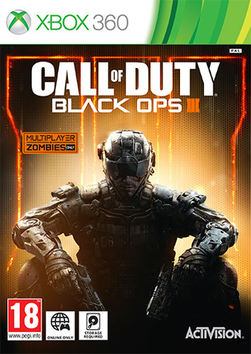 Black Ops 3 Xbox 360