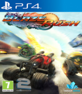 Blaze rush ps4 cover