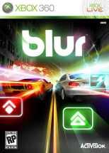 Blur Xbox 360 cover