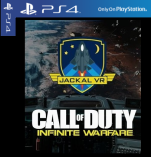 Call of duty infinite warfare Jackal Assault PSVR Cover