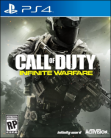 Call of duty infinite warfare ps4 cover