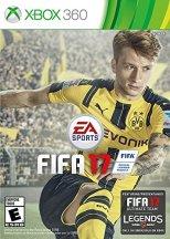 FIFA 17 xbox 360 cover