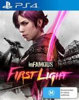 Infamous First Light - 01 jogador