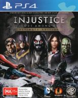 Injustice ps4