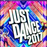 Just Dance 2017 xbox 360 cover