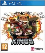 Mercenary Kings - 01 a 02 jogadores