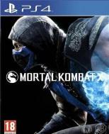 Capa Mortal Kombat X Cover