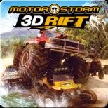 Motorstorm 3D Rift - 01 jogador
