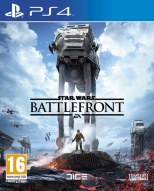 Star Wars Battlefront ps4 cover