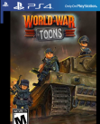 World War Toons PS4 PSVR Cover
