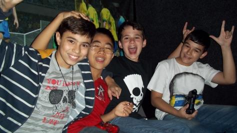 Festa adolescente brasília
