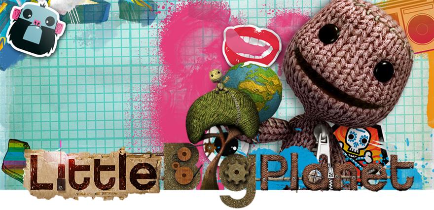 festa tema videogames - Little Big Planet