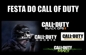 Festa do Call of Duty