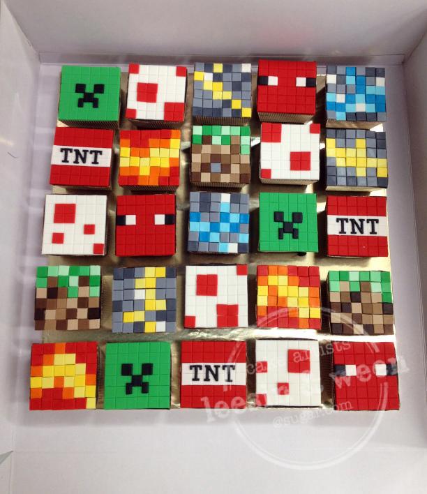 Cakes minecraft