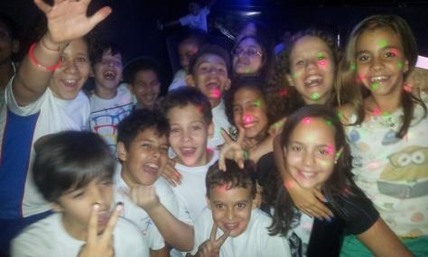 Festa para adolescentes