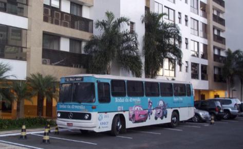 Ônibus games - Setor sudoeste sqsw