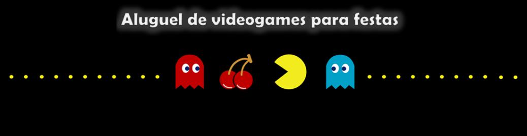 festa tema videogames