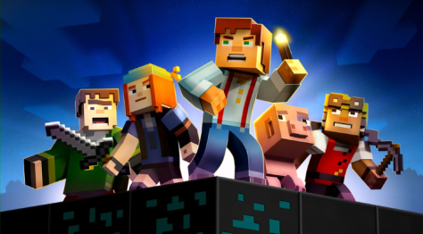 Festa do Minecraft