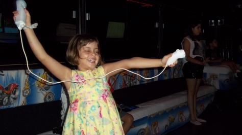 festa infantil sudoeste menina
