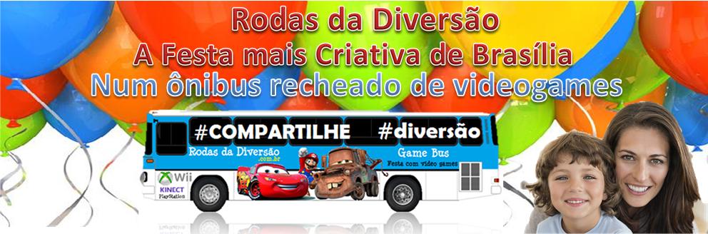festas criativas em brasília