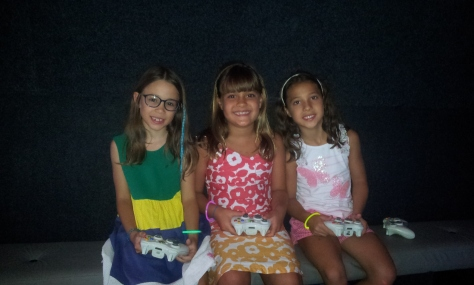 Meninas Curtindo videogame