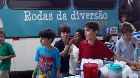 Festa infantil Asa Norte