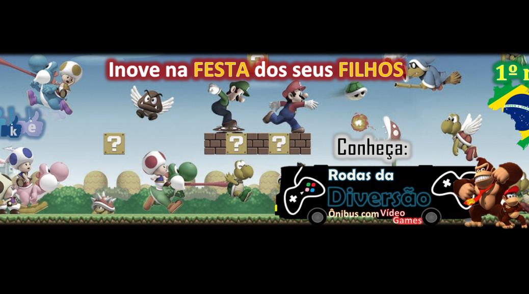 Festa infantil em Brasília