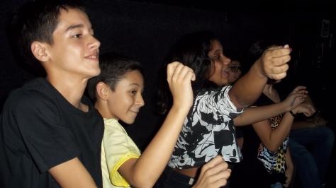 Just dance meninos e meninas