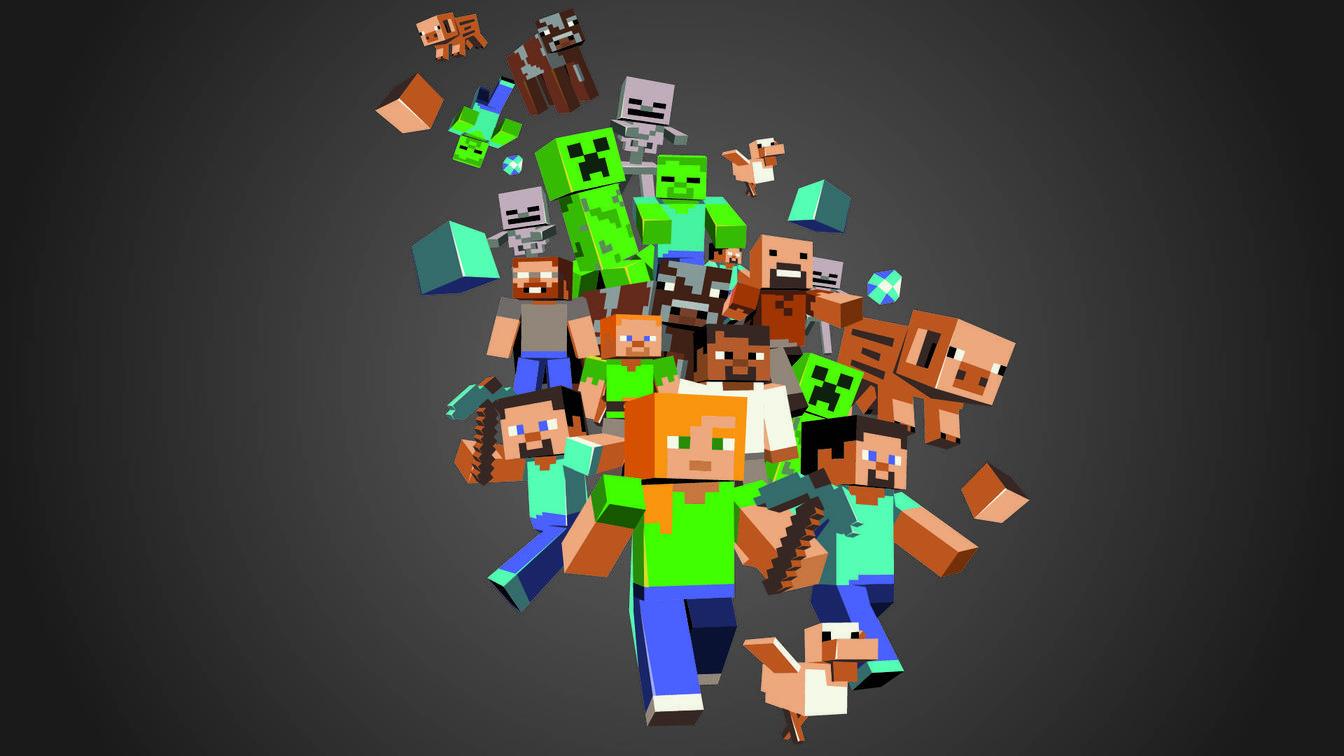 Dicas para uma festa de minecraft nibus com videogames for Zombie build