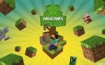 Fundo Convite Mundo Minecraft
