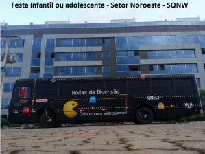 Festa infantil setor noroeste sqnw